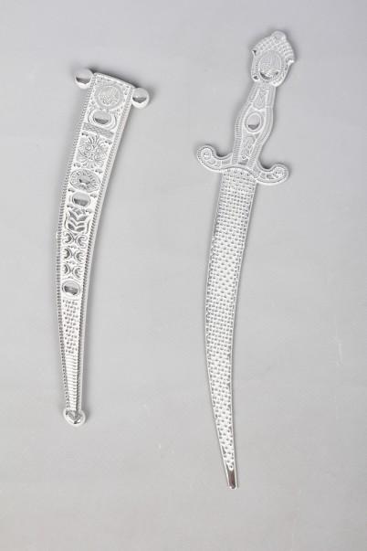 Gümüş Sünnet Hançeri