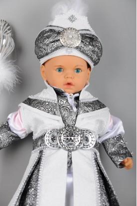 Ertuğrul Bebek Şehzade Gümüş Sünnet Takımı