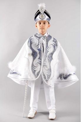 Şanlı Pelerin Beyaz Lacivert Sünnet Takımı